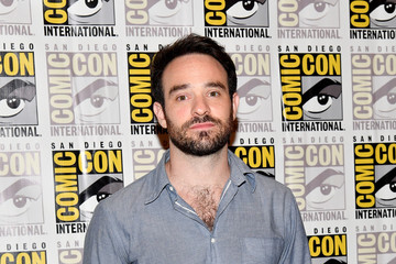 Charlie Cox Comic-Con International 2017 - Marvel's 'The Defenders' Press Line