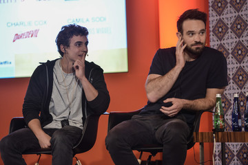 Charlie Cox Netflix Slate Event 2018 in Colombia