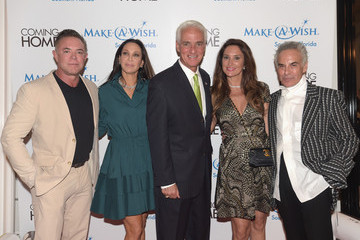 Charlie Crist Coming Home and Make-A-Wish Southern Florida Celebrate Miami Art & Design Week