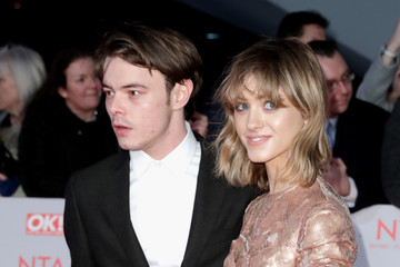Charlie Heaton National Television Awards - Red Carpet Arrivals
