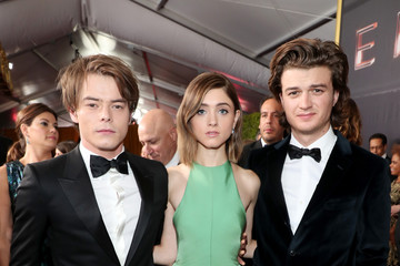 Charlie Heaton IMDb LIVE After The Emmys 2017