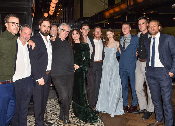 'The True History Of The Kelly Gang' World Premiere Party Hosted By Grolsch