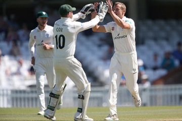 Charlie Morris Surrey Vs. Worcestershire - Specsavers County Championship: Division One