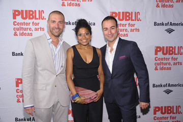 Charlie Pollock 'Love's Labour's Lost' Opening Night
