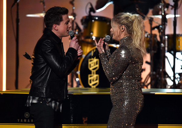 are charlie puth and meghan trainor dating Pop star charlie puth emerges as a strong to his 2016 debut album's marquee duets with meghan trainor and one area in his dating life he's.