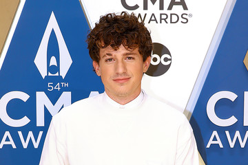Charlie Puth The 54th Annual CMA Awards - Arrivals