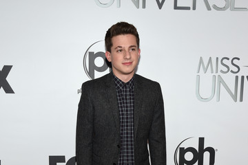 Charlie Puth The 64th Annual Miss Universe Pageant - Arrivals