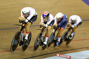 Charlie Tanfield Track Cycling - European Championships Glasgow 2018: Day Two