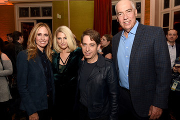 Charlie Walk 2018 Winter TCA Tour - FOX All-Star Party - Inside