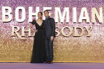 Charlie Webster 'Bohemian Rhapsody' World Premiere At The SSE Arena Wembley