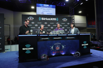 Charlie Weis SiriusXM At Super Bowl LIII