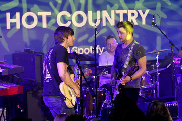 Charlie Worsham Spotify's Hot Country Presents Hunter Hayes, Chris Lane, And Michael Ray At Ole Red During CMA Fest
