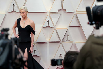 Charlize Theron 92nd Annual Academy Awards - Arrivals