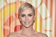 Charlize Theron attends the Africa Outreach Project Fundraiser hosted by Charlize Theron at The Africa Center on November 12, 2019 in New York City.