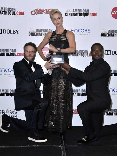 33rd American Cinematheque Award Presentation Honoring Charlize Theron - Photo Op