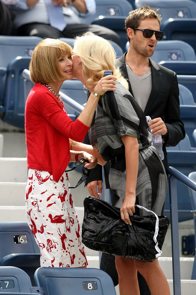Charlize Theron and St...