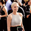 Charlize Theron 26th Annual Screen Actors Guild Awards - Fan Bleachers