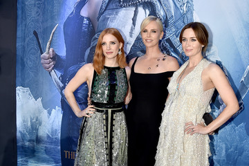 Charlize Theron Premiere of Universal Pictures' 'The Huntsman: Winter's War' - Red Carpet