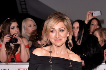 Charlotte Bellamy Arrivals at the National Television Awards