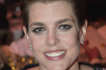 Charlotte Casiraghi Rose Ball 2015 In Aid Of The Princess Grace Foundation In Monaco