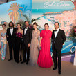 Charlotte Casiraghi Rose Ball 2019 To Benefit The Princess Grace Foundation In Monaco