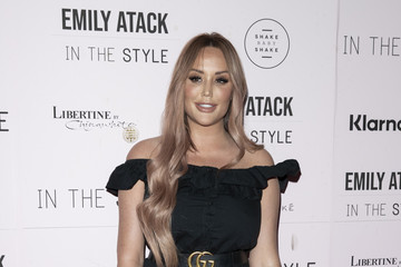 Charlotte Crosby Emily Atack Launches Her 'In The Style' Collection