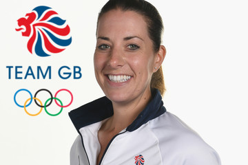 Charlotte Dujardin Team GB Kitting Out Ahead of Rio 2016 Olympic Games