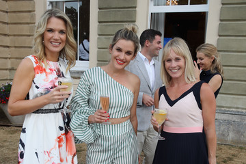 Charlotte Hawkins Lendy Cowes Week - Ladies Day