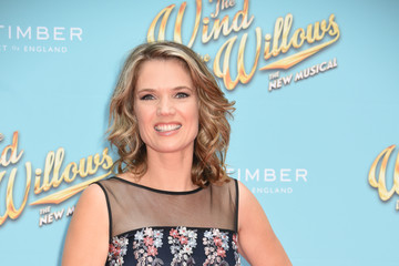Charlotte Hawkins The Gala Performance Of Wind In The Willows - Red Carpet Arrivals
