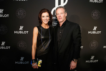 Charlotte Jones Anderson Hublot Celebrates Grand Opening of Hublot Fifth Avenue and 10 Year Anniversary of All Black Collection
