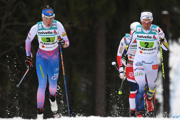 Charlotte Kalla Women's Cross Country Relay - FIS Nordic World Ski Championships