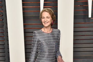 Charlotte Rampling 2016 Vanity Fair Oscar Party Hosted By Graydon Carter - Arrivals