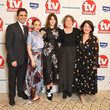 Charlotte Ritchie TV Choice Awards - Red Carpet Arrivals
