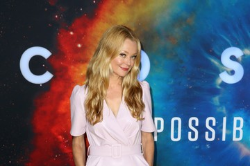 """Charlotte Ross National Geographic's Los Angeles Premiere Of """"Cosmos: Possible Worlds"""""""