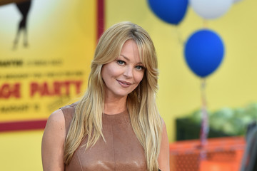 Charlotte Ross Premiere of Sony's 'Sausage Party' - Arrivals
