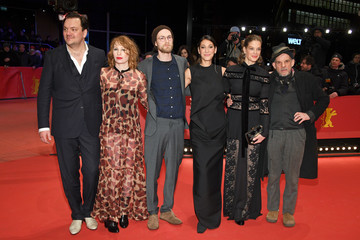Charly Huebner '3 Days in Quiberon' Premiere - 68th Berlinale International Film Festival