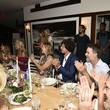Charly Sturm Rachel Zoe Collection Summer Dinner At Moby's East Hampton