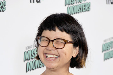 Charlyne Yi Bobcat Goldthwait's Misfits & Monsters Premiere Party at the Hollywood Roosevelt
