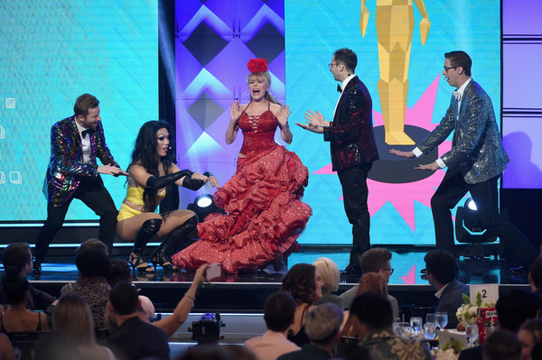 The 8th Annual Streamy Awards - Show