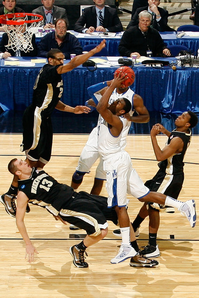 NCAA Basketball Tournament - Second Round - New Orleans