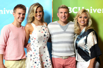Chase Chrisley NBCUniversal's 2014 Summer TCA Tour: Day 2