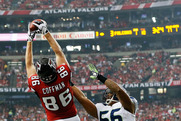 Chase Coffman Divisional Playoffs - Seattle Seahawks v Atlanta Falcons