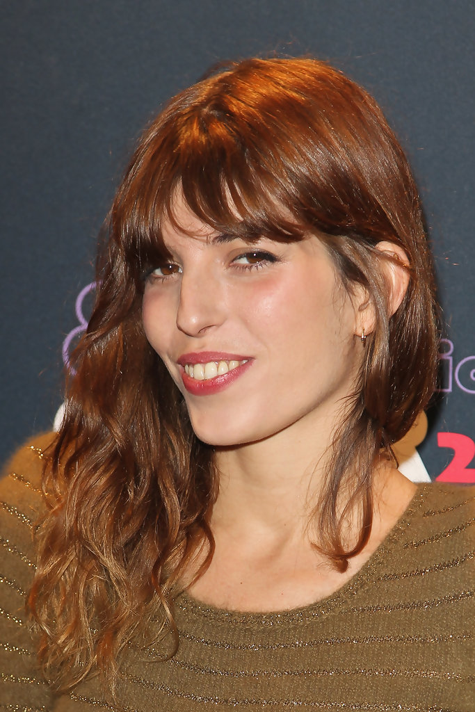 Lou Doillon Street: Lou Doillon In Chaumet's Cocktail Party And Dinner For