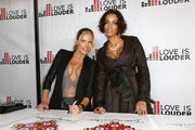 Nicole Murphy and Jessica Canseco Photos Photo