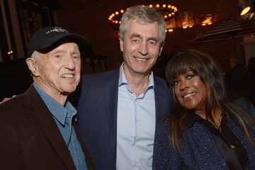 Chaz Ebert Steve James 'Life Itself' Afterparty in Hollywood