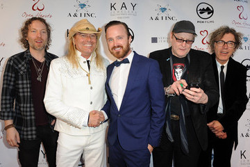 Cheap Trick 2014 Open Hearts Foundation Gala