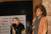 Avril Lavigne and Macy Gray attend ChefDance 2019 - Day 2 sponsored by Shiseido on January 26, 2019 in Park City, Utah.