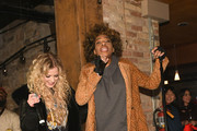 Avril Lavigne and Macy Gray perform at ChefDance 2019 - Day 2 sponsored by Shiseido on January 26, 2019 in Park City, Utah.