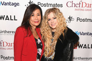 Mimi Kim and Avril Lavigne attend ChefDance 2019 - Day 2 sponsored by Shiseido on January 26, 2019 in Park City, Utah.
