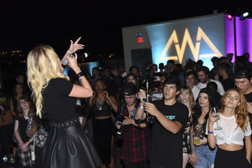 Chelsea Chanel Dudley Weedmaps Presents a Special Performance by Chanel West Coast